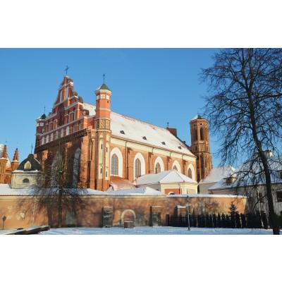 Šv. Pranciškaus ir Šv. Bernardo bažnyčia Vilniuje