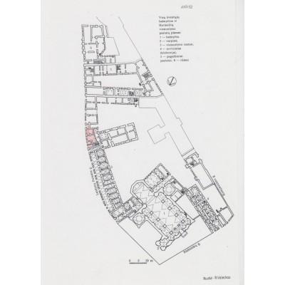 Buv. senosios regulos karmelitų vienuolyno ir Visų Šventųjų bažnyčios ansamblis