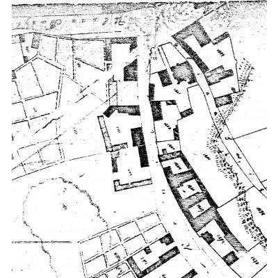 Aušros Vartų g. 23 Vilniuje architektūros tyrimai