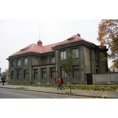 Lietuvos banko pastatas Utenoje