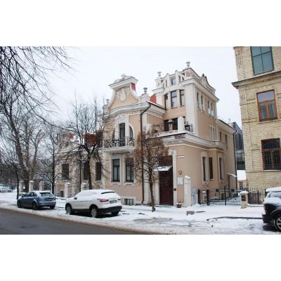 M. Valančiaus g. 3 butas