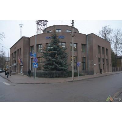 M.Songailos projektuotas bankas Panevėžyje