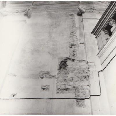 Trinapolio šv.Trejybės bažnyčios ir vienuolyno ansamblio architektūriniai interjero tyrimai