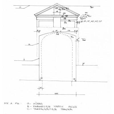 Vilniaus diecezinės kunigų seminarijos architektūros tyrimai