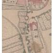 Ištrauka iš 1737 m. Vilniaus plano